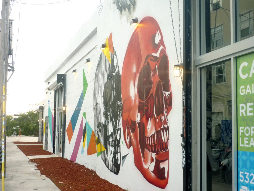 Miami wynwood district