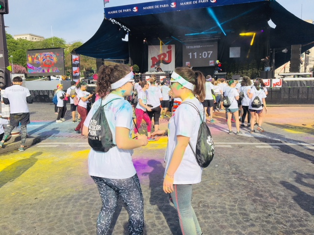 color run by sephora