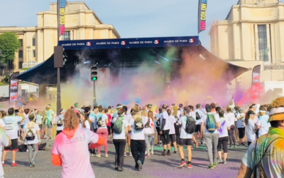 Color Run by Sephora: la course la plus colorée
